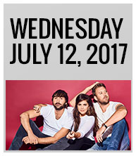 Rock the Park - Wednesday Featuring Lady Antebellum